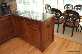 New Kitchen Floor Cabinets Or Flooring First Edgewood Cabinetry