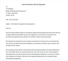 Legal Lease Agreement Template Sample Termination Letter To Tenant ...