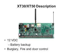 xt30 xt50 basic training system overview ppt video online download dmp xr500 default code at Dmp Fire Alarm Wiring Diagrams
