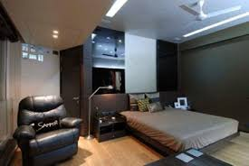 furniture for guys. Modern Bedroom Ideas For Men Using Minimalist Furniture And White Ceiling Fan Guys O