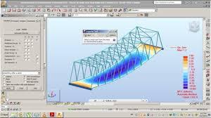 Autodesk Structural Bridge Design Tutorial Robot Structural Analysis 2016 Single Span Road Bridge Part1 Modeling And Analysis