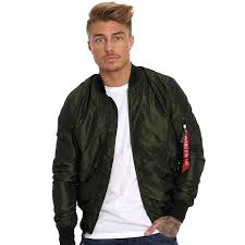 browse alpha industries ma 1 iridium jacket darkgreen jackets men alpha industries jackets men xe32