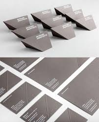 20 Creative Business Cards For Architects Archdaily