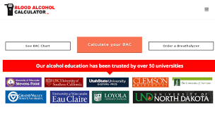 Access Bloodalcoholcalculator Org Calculate Blood Alcohol