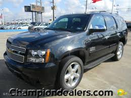 2012 Black Granite Metallic Chevrolet Tahoe LS #57873097 ...