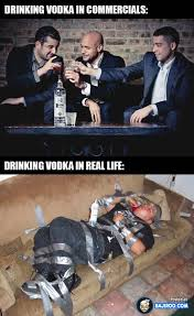 funny-drinking-vodka-in-real-life-meme-pics-images-pictures ... via Relatably.com
