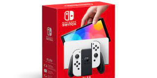 Nintendo Switch OLED: Video game ...