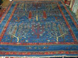 blue oriental rugs bay area paradise rug gallery official website offering tree of life gorgeous wool blue oriental rugs royal rug
