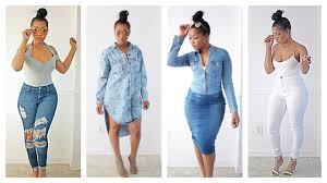 Fashion Nova Size Chart Lovely Plus Size Curve Clothing