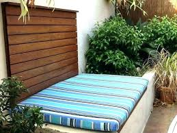 how to clean patio furniture cushions outdoor fabric cleaning sunbrella p