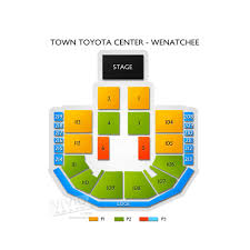 Town Toyota Wenatchee Seating Chart Related Keywords