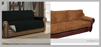 leather couch covers things that can keep couches clean