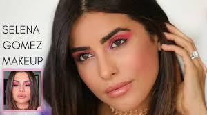 selena gomez makeup tutorial sazan hendrix