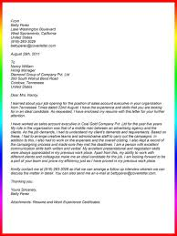 Gallery Of Account Manager Cover Letters