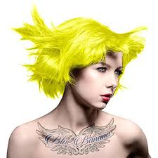 Manic Panic Electric Banana Hair Color