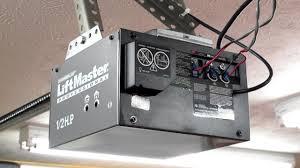 garage door opener partsCraftsman Garage Door Opener Wiring Diagram With Inspiring New