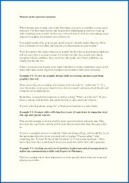 How To Write An It Resume Objective For Resume Writing How To Write Catchy Resume Objectives 17