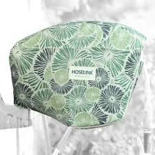 printed cover for hoselink retractable hose reel florida palms