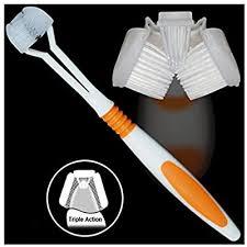 <b>Show Tech Trio Pet</b> Toothbrush: Amazon.co.uk: Pet Supplies
