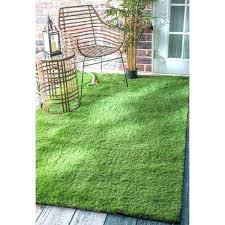 green turf rug turf rug artificial grass outdoor lawn turf green patio rug 5 x 8 green turf rug