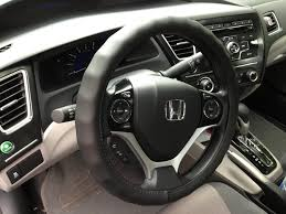Honda Civic Wheel Size Chart 16 Best Steering Wheel Covers Reviews Guide 2019