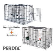 Bird Cage Trap Design Perdix Larsen Trap For Crows Magpies