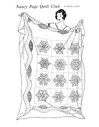Q Is For Quilt Coloring Page Image Clipart Images - grig3.org & Simple Quilt Patterns Page Q Is For Quilter ... Adamdwight.com