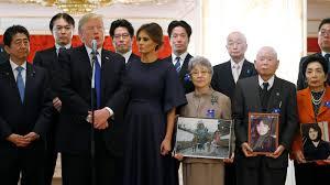 「トランプ大統領と拉致問題」の画像検索結果