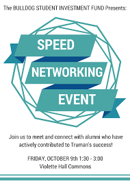 Speed Networking With Bsif Business Blog