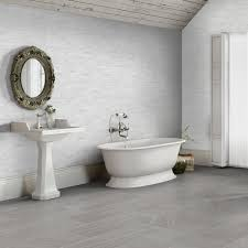 French Bathroom Tiles French Grey Stone Effect Tiles Ribbon Stone Tiles