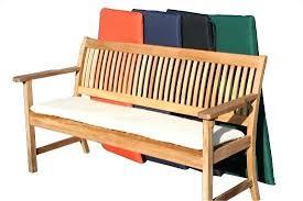 garden bench seat pads garden furniture seat pads uk