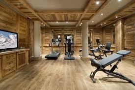 home gym furniture. Interior Design Stunning Modern Home Gym Chalet Edelweiss Furniture