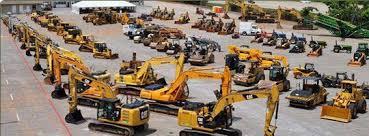 Construction Equipment Auction Site - Atlanta, GA, USA   Construction  equipment, Heavy machinery, Auction sites