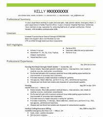 experienced rn resume sample eye grabbing nursing resumes samples livecareer