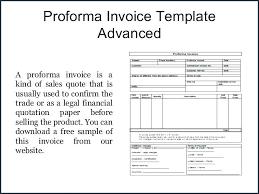 Quotation Proforma Format Sample Artist Invoice Artist Invoice Music Band Quotation Sample Art
