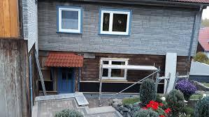 Sanierung Der Fassade Mit Kerrafront Fs202 Und Zusätzlicher Dämmung