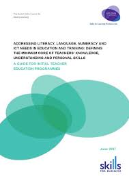 the minimum core of teachers knowledge understanding and the minimum core of teachers knowledge understanding and personal skills 2007 by lifelong learning uk issuu