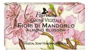 Купить <b>натуральное мыло</b> aria fiorita <b>fiori</b> di mandorlo Florinda ...