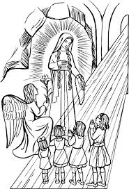 Greatest Our Lady Of Guadalupe Coloring Page Virgin Pages