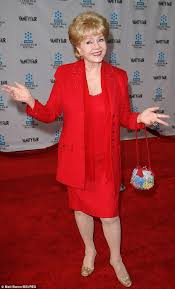 debbie reynolds 2014. Perfect 2014 What A Star Debbie Pictured In 2012 Is To Be Honoured At The Throughout Debbie Reynolds 2014 T