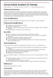 Administrative Assistant Resume Template Administrative Assistant