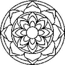Kleurplaat Abstract Dieren Mandala Kleurplaat Kleurplaten 3035