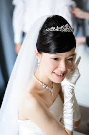 挙式披露宴二次会までの花嫁ヘアチェンジ参考例 Marryマリー