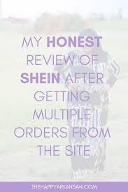 Forever 21 Shoe Size Chart In Inches My Honest Review Of Shein After Getting Multiple Orders From