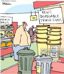 disposable trash cans. Disposable Trash Cans, Just Fill And Toss. Cans C