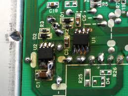 tv backlight inverter board. power transistors tv backlight inverter board