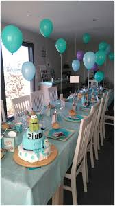Decoration Table Anniversaire Enfant Beautiful Beau Deco Table ...