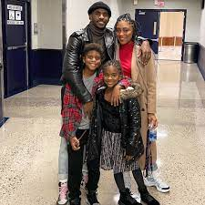 Chris paul was still so angry after the game, multiple individuals said, because a member of rajon rondo's family made inappropriate comments to paul's wife, jada, in the stands after the altercation. Paul Family Nbafamily Wiki Fandom
