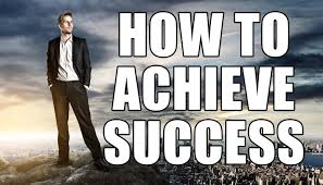 words short essay on how to achieve success