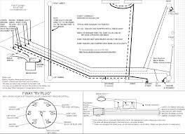 car trailer wiring diagram carlplant trailer wiring color code at Trailer Wiring Schematic 4 Wire
